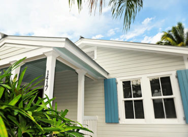 renovated house on Eliza Street in Key West